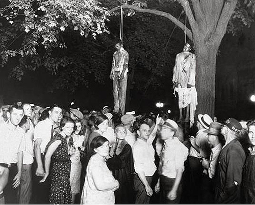 black-people-lynched