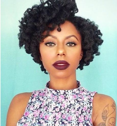 Excellent Black Women Going Natural Liberation Or Just Another Trend From Hairstyles For Men Maxibearus